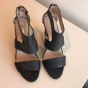 Black Louise et Cie shoes.